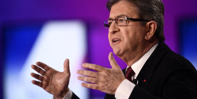 Les comptes du candidat Jean-Luc Mélenchon font l'objet d'une enquête préliminaire. © Reuters
