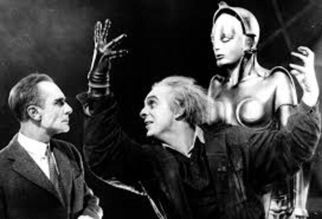 Métropolis, Fritz Lang, 1927