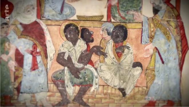 Les Routes de l'Esclavage, épisode 1 (8:21) - Miniature de la période abbasside