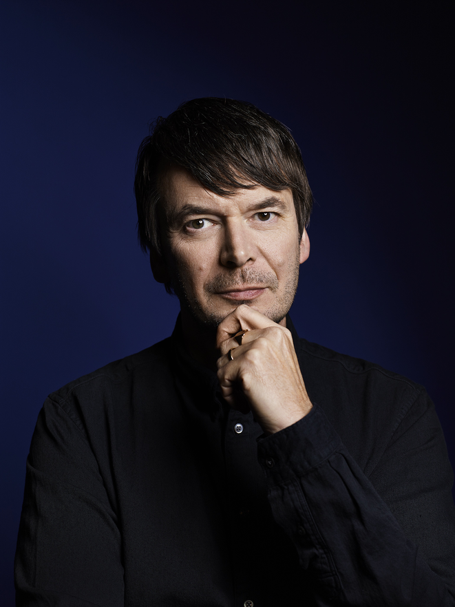 Ian Rankin. © Hamish Brown