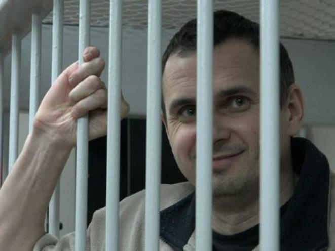 Oleg Sentsov © fakty.ua