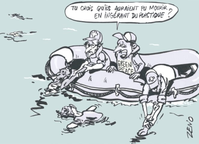 Drame en méditerranée, 55 morts