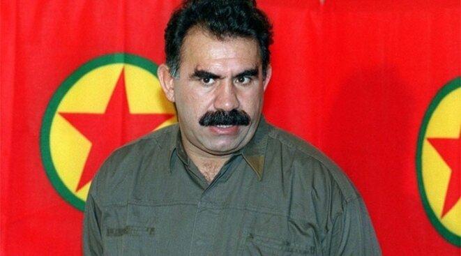 Abdullah Öcalan, leader historique du PKK
