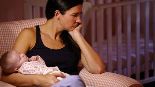 L'absence d'instinct maternel : Un drame? © JEANLUC ROBERT
