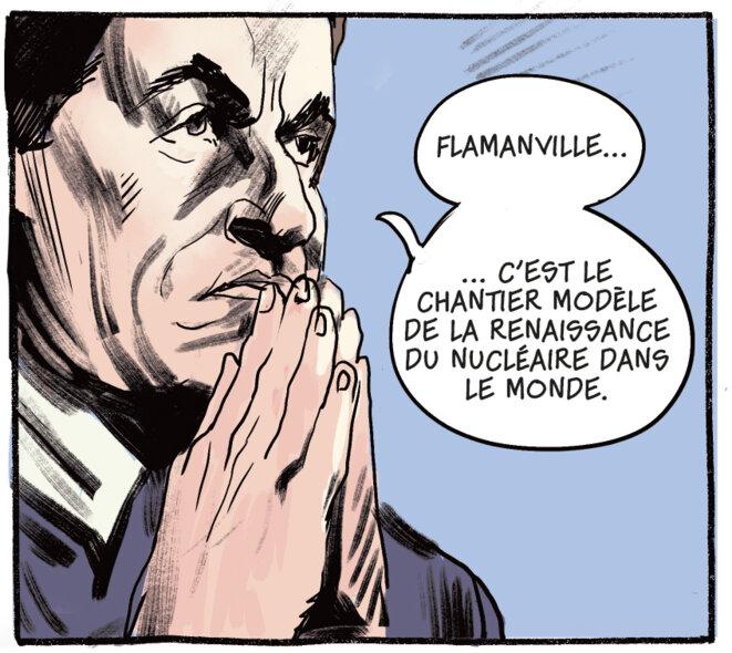 © Benjamin Adès - Sylvain Tronchet