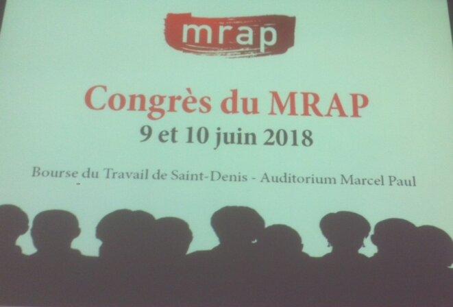 Congrès MRAP