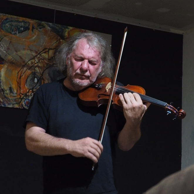 Yves Teicher au Babazula le 8 juin 2018