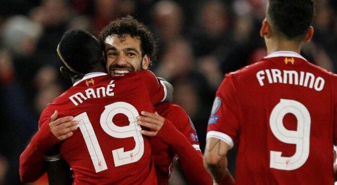 Le trio des reds, finalistes de la ligue des Champions, et tous présents à la Coupe du Monde avec l'Egypte (Salah), le Sénégal (Mané) et le Brésil (Firmino)