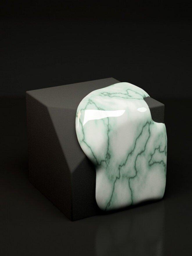 Marble - Cadavre exquis (2012) Still Life © Maiko Gubler
