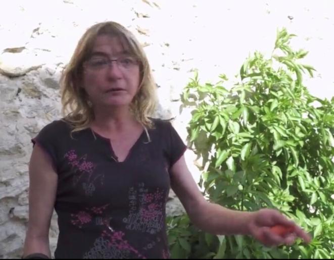 """""""Agathe"""" sur France 5 [capture d'écran]"""