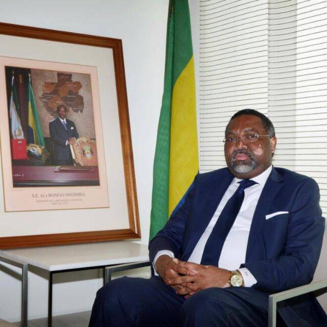 S.E.M Flavien ENONGOUE, Ambassadeur Haut Représentant du Gabon en France, Représentant permanent auprès de l'Organisation internationale de la Francophonie (OIF)
