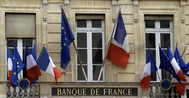 La Banque de France. © Reuters