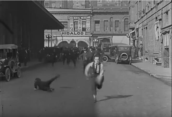 Buster Keaton - Cops (1922)