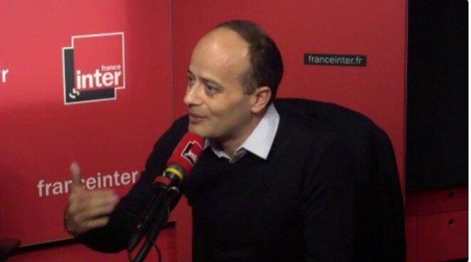 """L'""""expert"""" Mathieu Laine, sur France Inter ce 15 juin"""