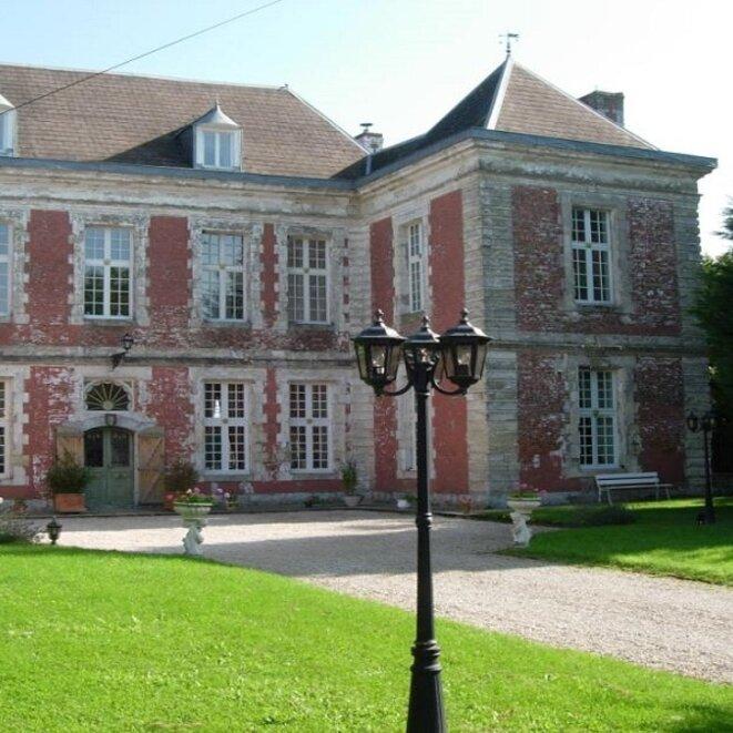 Le Château de Honnechy © Pierre Reynaud