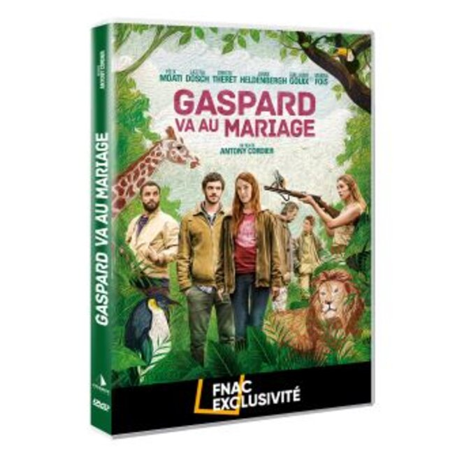 gaspard-va-au-mariage-exclusivite-fnac-dvd