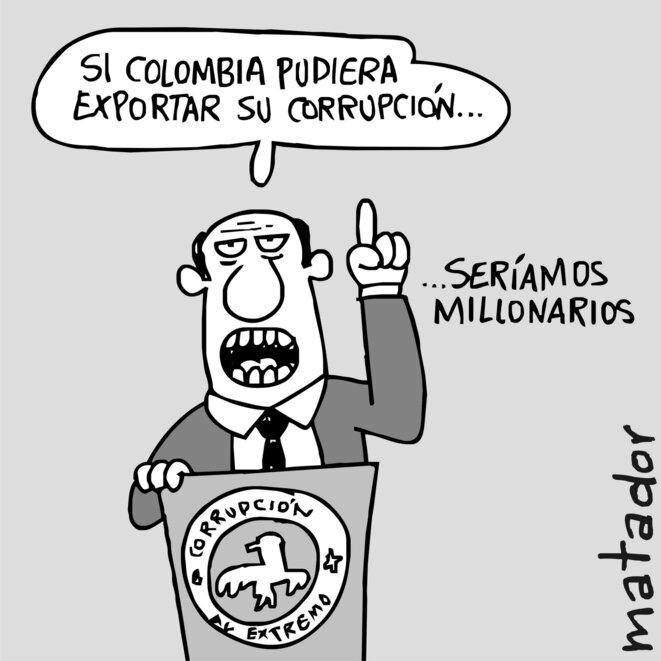 Corruption du Narcoétat © Matador