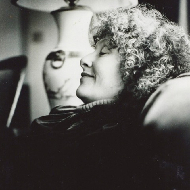 Denise Levertov en 1983. © Photo David Geier.