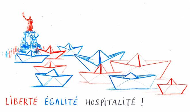 © Carole Chaix pour Encrages