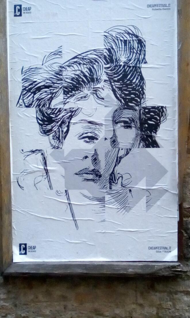 Affiche du CheapFestival de Bologne