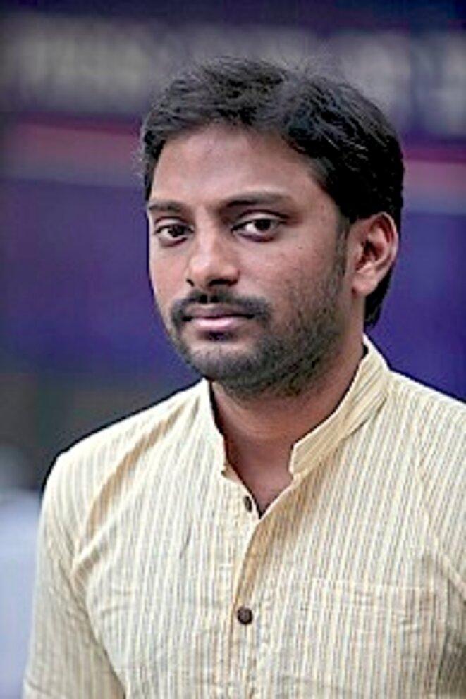 Nandikesh Sivalingam, Greenpeace Inde