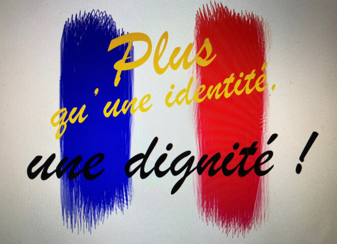 Plus qu'une identité, une dignité © Lotfi BEN SLAMA