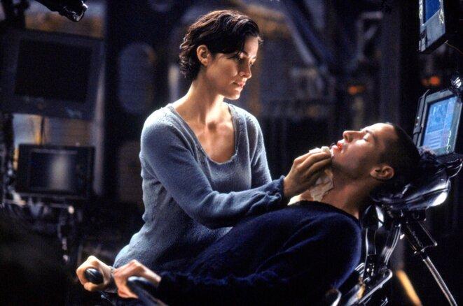 """""""Matrix"""" d'Andy Wachowski et Larry Wachowski © Warner Bros."""