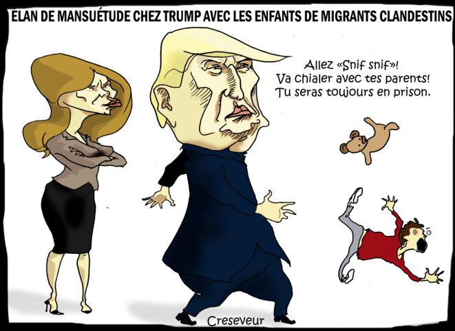 trump-revient-sur-lemprisonnement-des-enfants-de-migrants