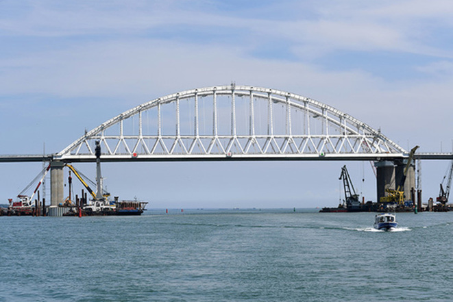 Pont de Kertch © Lenta.ru