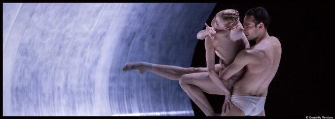 En ouverture du Festival Montpellier Danse, Jacopo Godani invite à un ballet infernal et dantesque © Dominik Mentzos