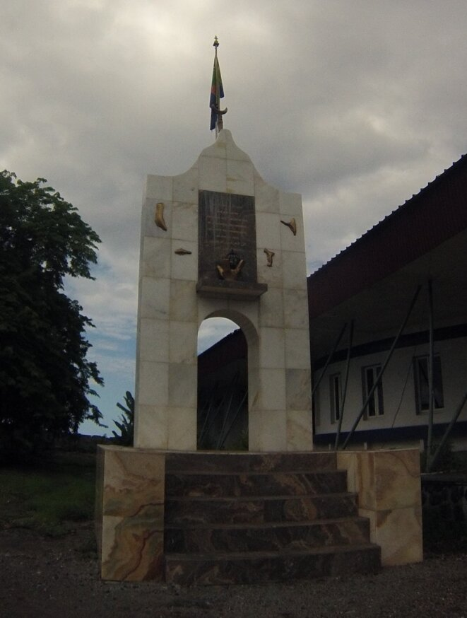 Mémorial de l'indépendance à Moroni © Damien Gautreau
