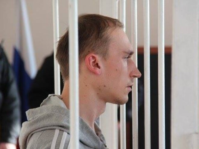 Sergui Ryzhov © Radio svoboda