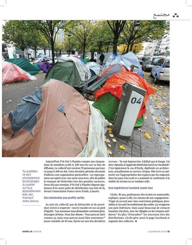 © Courrier de l'Atas