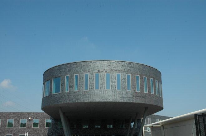 Le centre de psychiatrie légale de Gand © Régie des bâtiments