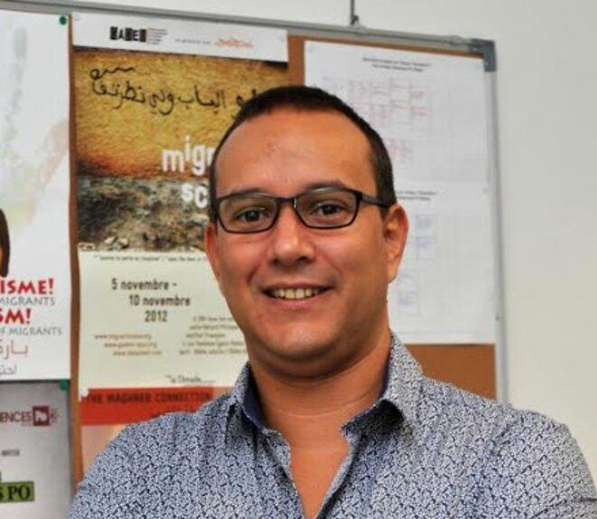 Mehdi Alioua. © dr
