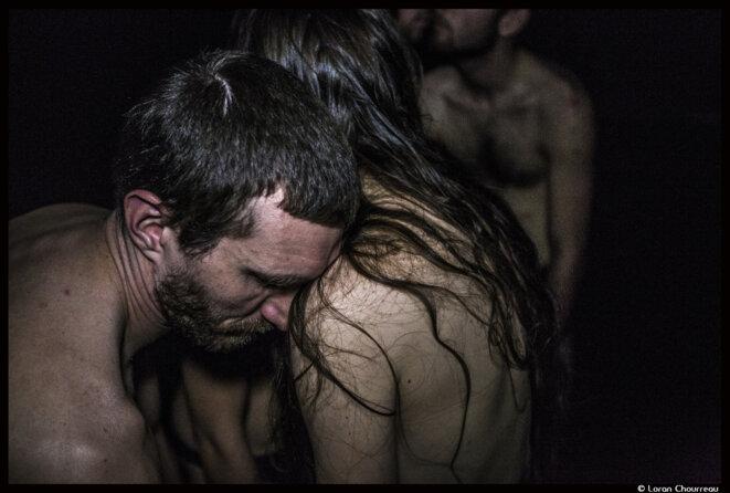 Sujets de Sylvain Huc © Loran Chourrau