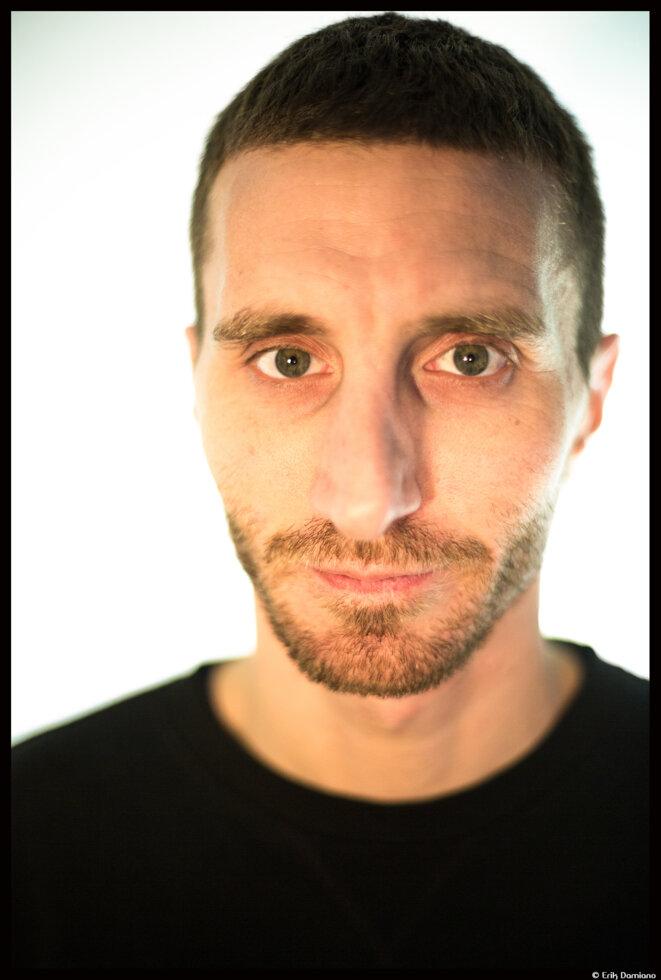 Sylvain Huc © Erik Damiano