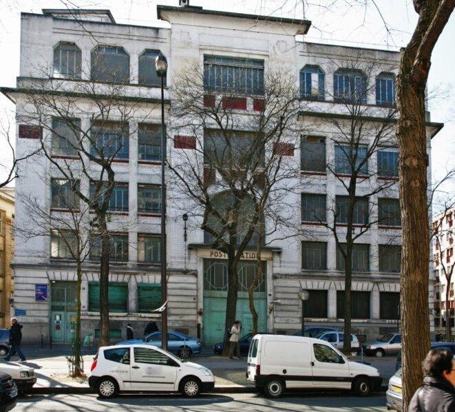 Le site qui est mis en concours par la Ville de Paris. © Jacques Leroy