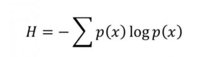 shannon-equation