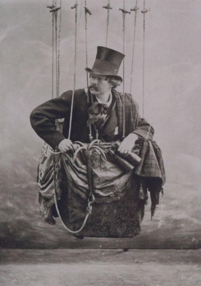 Nadar, premier photographe aérien