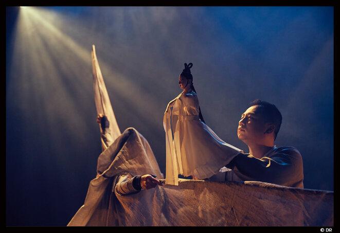 La potion de réincarnation de Jin Kwei Lo Puppetry Company © DR