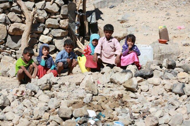 La Crise humanitaire au Yemen