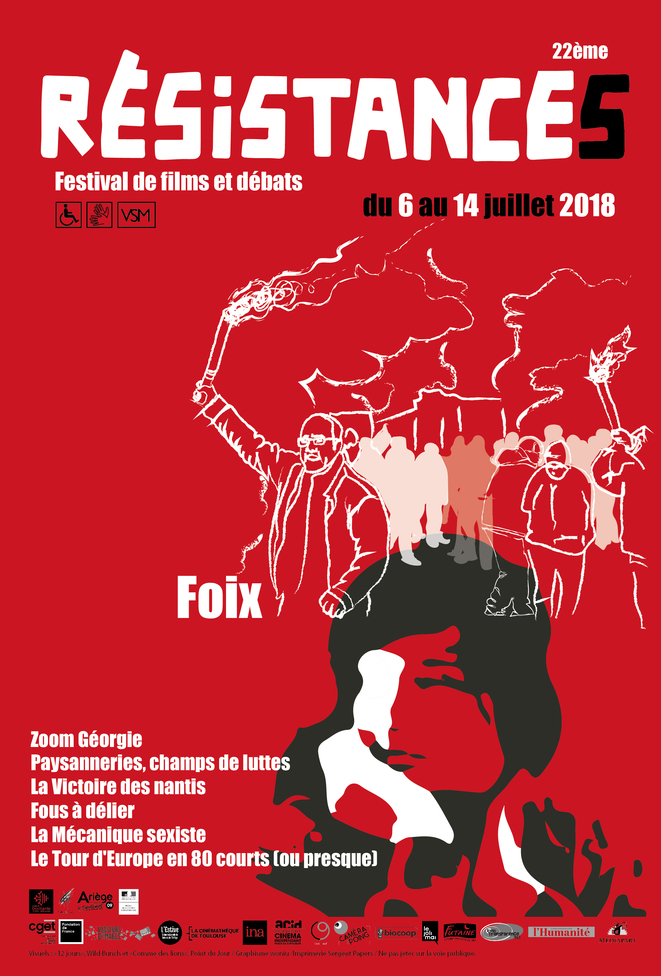 Festival Résistances © Festival Résistances