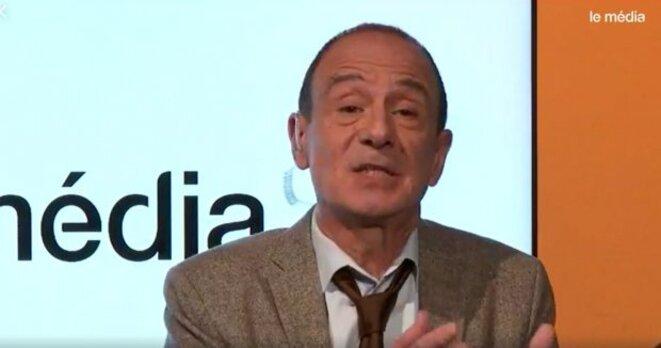 Le cofondateur Gérard Miller abandonne son poste de président de l'association. © Capture d'écran
