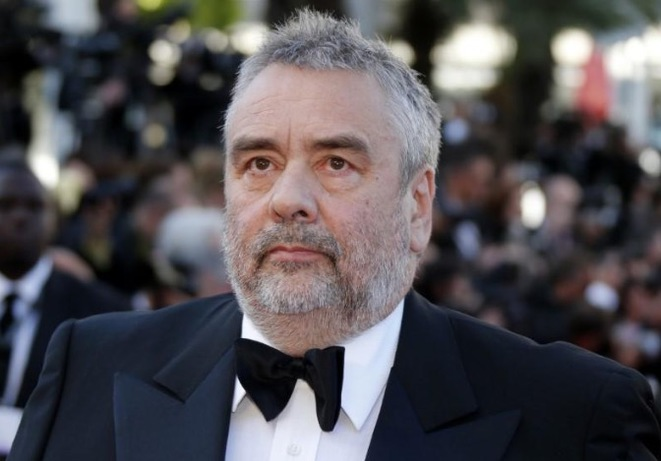 Luc Besson at the 69th Cannes Film Festival on May 20th 2016. © Reuters