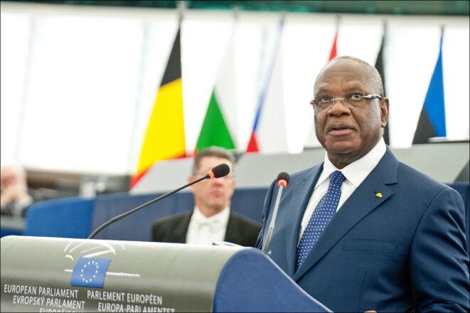 IBK, Ibrahim boubacar Keïta