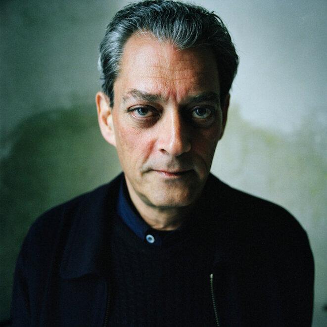 Paul Auster ©Jean-Luc Bertini