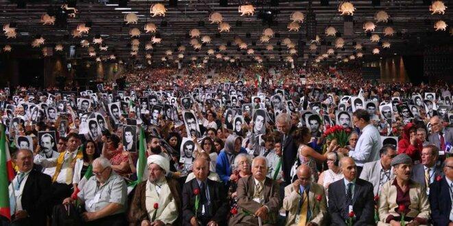Rassemblement de Villepinte, 30 juin 2018
