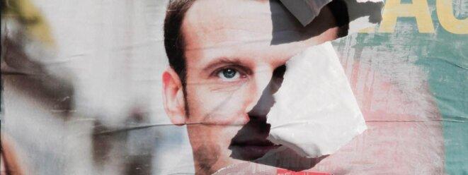 Emmanuel Macron - Campagne 2017