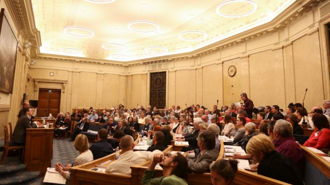 """Conférence """"Regards croisés sur la participation des habitants"""", de la Cnl à l'Assemblée nationale, juin 2016"""